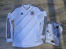 org. Adidas DFB H FM JSY PL WM 2008 Trikot/Jersey - Langarm - Formotion - NEU
