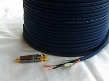CAVO SEGNALE AUDIO - AUDIO CABLE - OFC Cotton Thread semibilanciato XLR - NEW