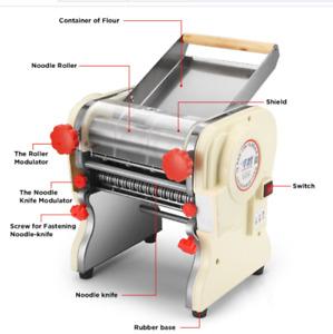 220V Electric Big Commercial Pasta Press Maker Noodle Machine Making