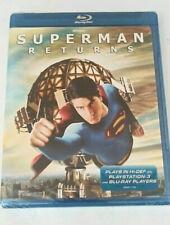 Superman Returns Blu Ray 1080p BRAND NEW & SEALED!