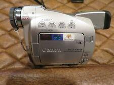 Canon ZR70MC Mini DV Camcorder, Bag, Remote, Tape, 2 batteries - more