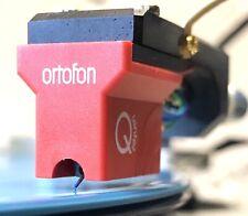 Ortofon Quintet Red New Upgrade Cantilever & Fritz Gyger FG S Diamond