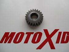 1984 KAWASAKI KDX 200 KDX200 OEM MAIN PRIMARY CRANK SHAFT GEAR VINTAGE MOTOXID