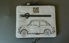 ipad case custodia cover porta tablet FIAT 500