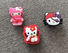 Shoe Or Bracelet Charm Crocs Hello Kitty Ninja Pirate  Like Jibbitz