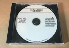 Kenwood KPG-56D Version 4.22 Programming Software TK-272G TK-278G TK-360G TK-370