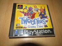 TWEENIES - GAME TIME - Sony PS1 pal