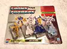 Transformers Micromaster Air Patrol Team Mosc