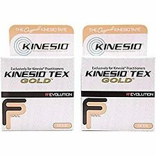 Taping - logy Tape Tex Gold FP - 2 Pack - Beige - 2 in.