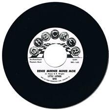 LITTLE LUTHER  EENIE MEENIE MINIE MOE / TWIRL  R&B REISSUE
