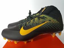 newest collection fd2ac 3ee5f NIKE NEW Vapor Untouchable 2 PF Football Cleats 835646-012 Black Yellow  Green