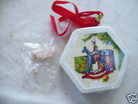 Christmas Memories Scented Ornament