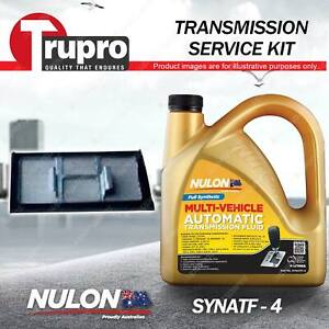 SYNATF Transmission Oil + Filter Kit for Honda Accord AD CCA5 Integra Prelude