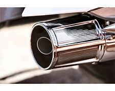 Victory Beveled Exhaust Tips - Chrome by Arlen Ness 2880322-156
