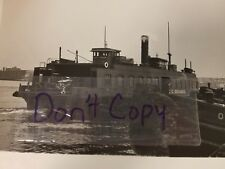 """Print / Photo of Vintage Ferry 14"""" X 11"""" Agfa Paper"""