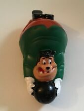 Disney Goof Troop Bowlers Goofy Pete Movie Toy Burger King 1992 Cake Topper