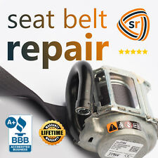 Ford F150 Seat Belt Repair Pre-Tensioner Rebuild Assembly FIX After Accident OEM