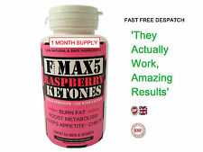 PURE RASPBERRY KETONE WEIGHT LOSS PILLS  - VERY STRONG SLIMMING DIET FAT BURNERS