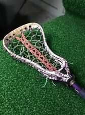 Under Armour w/ Warrior Head Attack/Midfield Lacrosse Stick, 40""