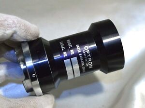 Optron 580-2 lens tube for enlarging Leica M rear and M39 LTM screw front mount