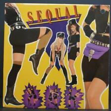 SEQUAL - SELF TITLED - ELECTRONIC VINYL LP
