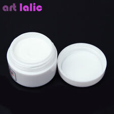 1 Pcs WHITE CLEAR PINK Color Choose Acrylic Powder for Nail Art False Tips Tool