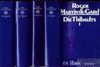 Die Thibaults: du Gard, Roger Martin