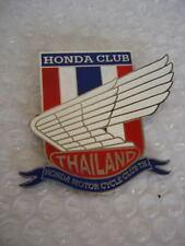Emblem leg shield Honda C50 C65 C70 C90 CM91 C100 CA100