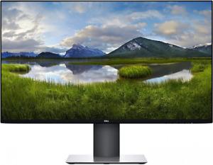 Dell U2719D UltraSharp 27 Inch QHD (2560 x 1440) Monitor, 60 Hz, IPS, Black