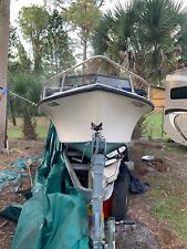 FREE BOAT WITH TITLE FOR COST OF TRAILER 28 FT OUTBOARD EVINRUDE CUDDY CABIN