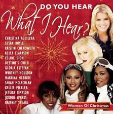 VARIOUS ARTISTS - DO YOU HEAR WHAT I HEAR? WOMEN OF CHRISTMAS NEW CD
