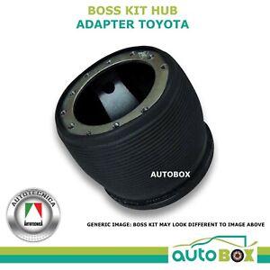 Steering Wheel Boss Kit Hub Adapter for Toyota Troop Carrier 70 73 75 78 79