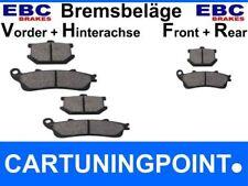 EBC Bremsbeläge VA+HA Blackstuff KYMCO People GT 300 i