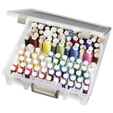 ARTBIN SUPER SATCHEL THREAD STORAGE BOX is stackable spool