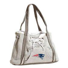 New England Patriots NFL Football Team Ladies Embroidered Hoodie Purse Handbag