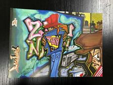 BACKJUMPS MAGAZINE 4 TKID BERLIN TRAINS GRAFFITI WRITING OVERKILL XPLICIT 1 UP