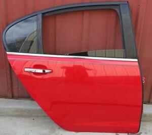 2014-2017 Chevrolet SS Sedan Caprice RH Passenger Side Rear Door Red Hot OEM GM