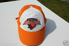 Ball Cap Hat - BC Lions - Operation Orange - CFL Football Child Size (H1264)