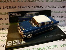 macchina 1/43 IXO eagle moss OPEL collezione : Kapitan PI limousine 1958/1959