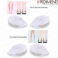 PEDIMEND Gel Supination & Pronation Corrective Heel Insoles (2 PCS) - Foot Care