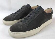 Common Projects Achilles Low Suede Grey Sneakers Men's Shoe Size 39