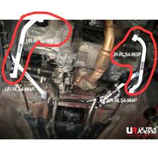 FOR TOYOTA MR2 W20 91-95 ULTRA RACING 4 POINTS REAR LOWER SIDE BAR MEMBER BRACE