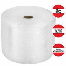 100m Luftpolsterfolie Noppenfolie Knallfolie Verpackungsmaterial 30cm breit