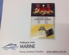 Shogun Torpedo Swivel 5mm 250kg