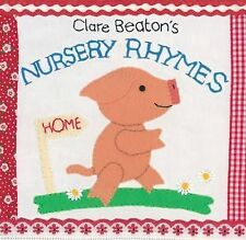 Clare Beaton's Nursery Rhymes, Clare Beaton