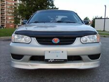 NEW TOYOTA COROLLA GTEC STYLE FRONT LIP BODY KIT 2001 2002 JDM