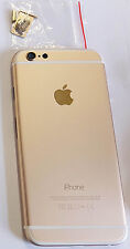 Iphone6 Replacement Back Rear Housing Battery Cover Gold Champagne UK