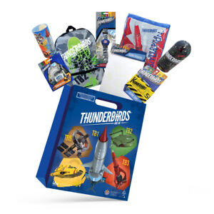 Thunderbirds Are Go Official Licensed Show bag Packed with fun