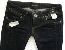 River Island Indigo, Dark Wash Boyfriend Jeans for Women