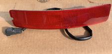 03-06 VOLVO XC90 Left Driver Side Rear Bumper Marker Light Reflector 8648294